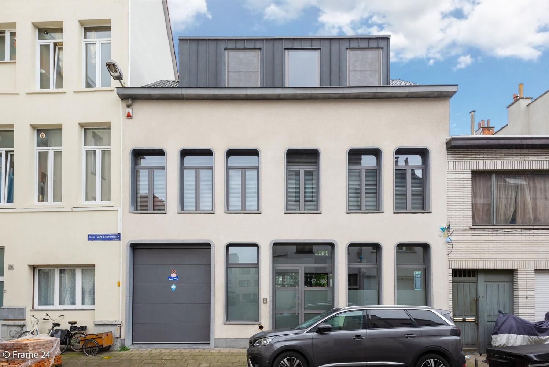 Uitzonderlijke woning (215,5 m²) met hoogwaardige afwerking te Antwerpen! afbeelding 3