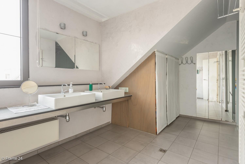Uitzonderlijke woning (215,5 m²) met hoogwaardige afwerking te Antwerpen! afbeelding 17