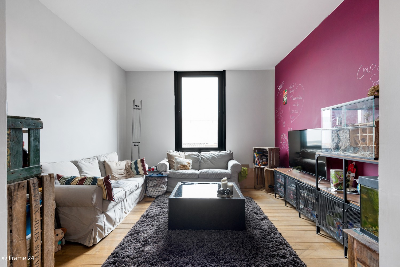 Charmante bel-étage woning met inpandige garage, tuin én opslagplaats te Wijnegem! afbeelding 8