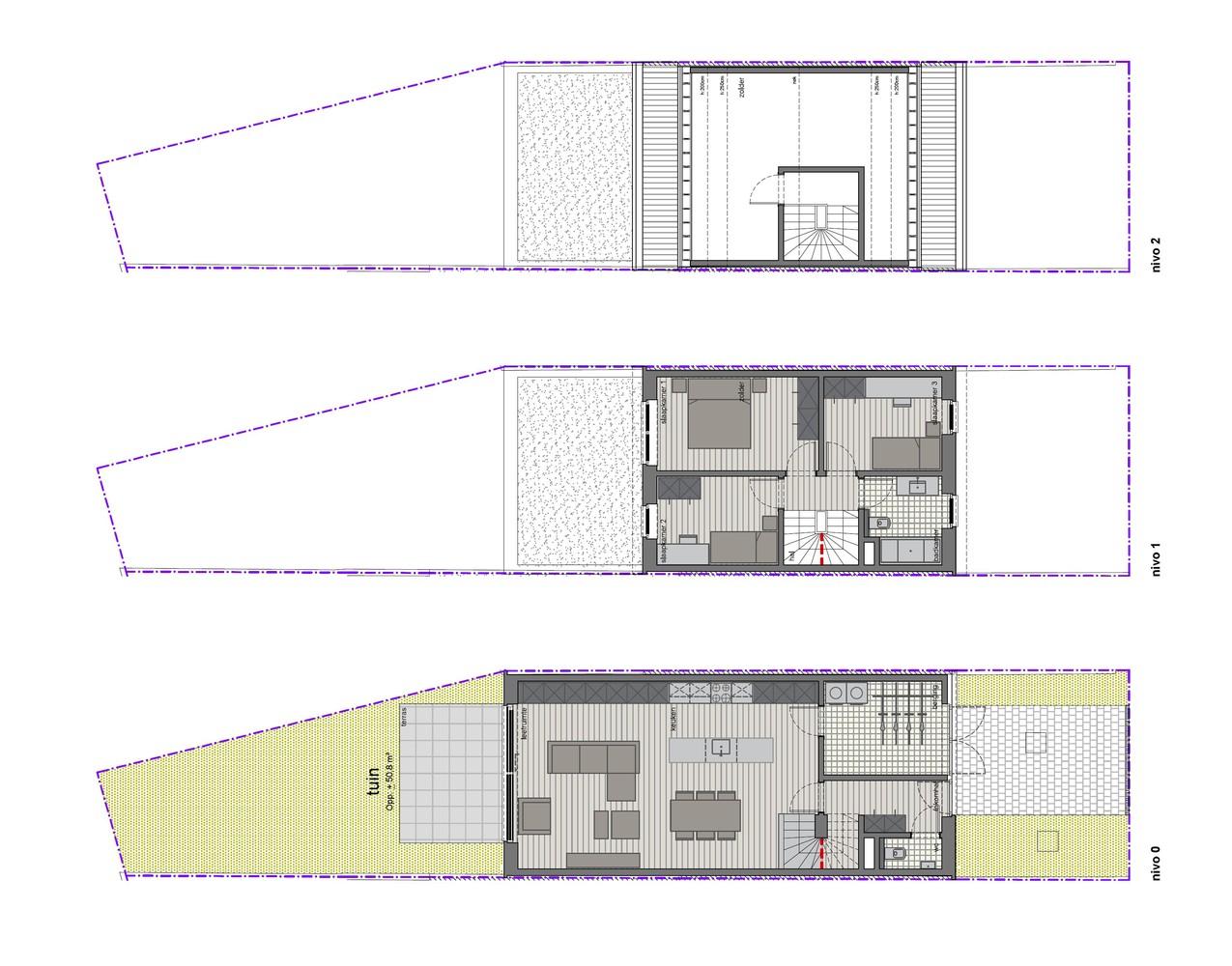 Volledig nieuwe, kwalitatieve woning met 3 slaapkamers in Schoten afbeelding 3