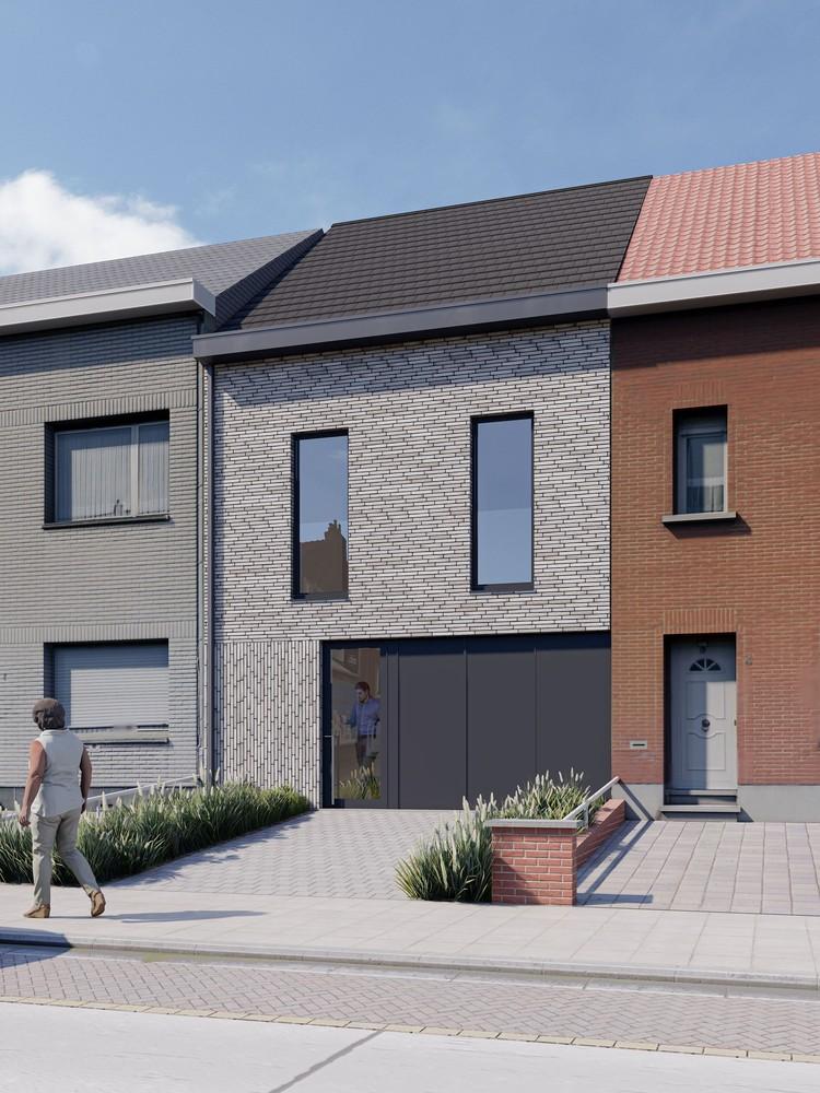 Volledig nieuwe, kwalitatieve woning met 3 slaapkamers in Schoten afbeelding 1
