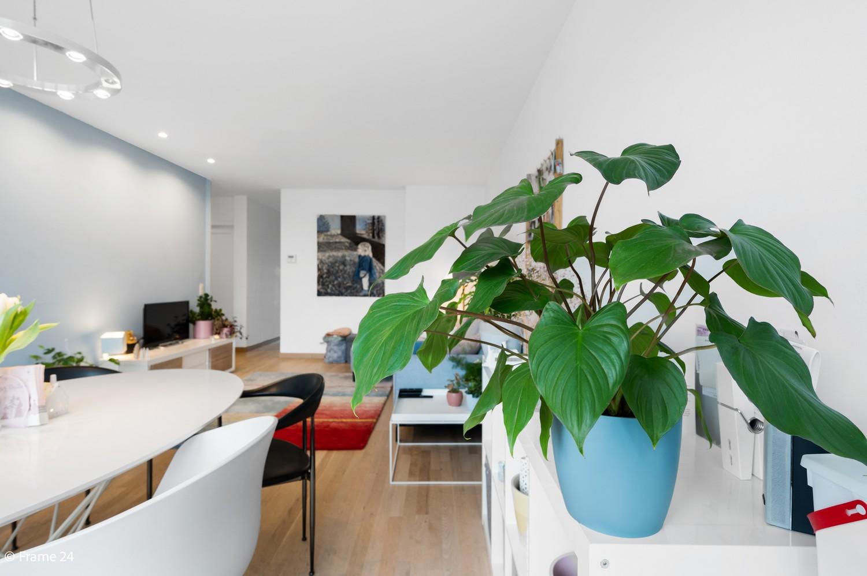 Zeer mooi appartement met 2 slaapkamers en terras te Deurne afbeelding 4