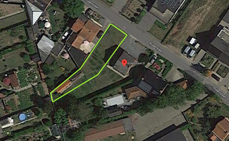 Bouwgrond (370m²) voor HOB gelegen op TOPlocatie in Broechem afbeelding 5