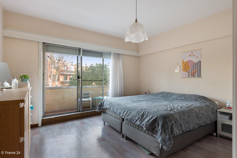 Instapklaar appartement met twee slaapkamers en terras te Merksem! afbeelding 11