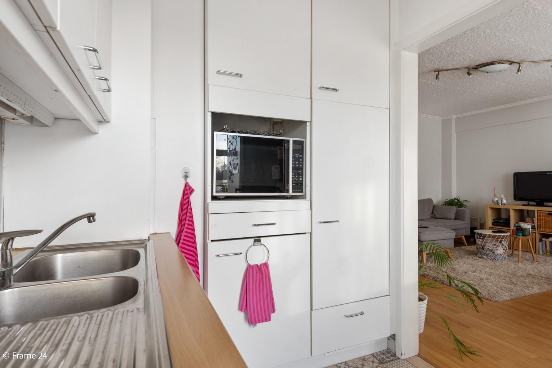 Instapklaar appartement met twee slaapkamers en terras te Merksem! afbeelding 7