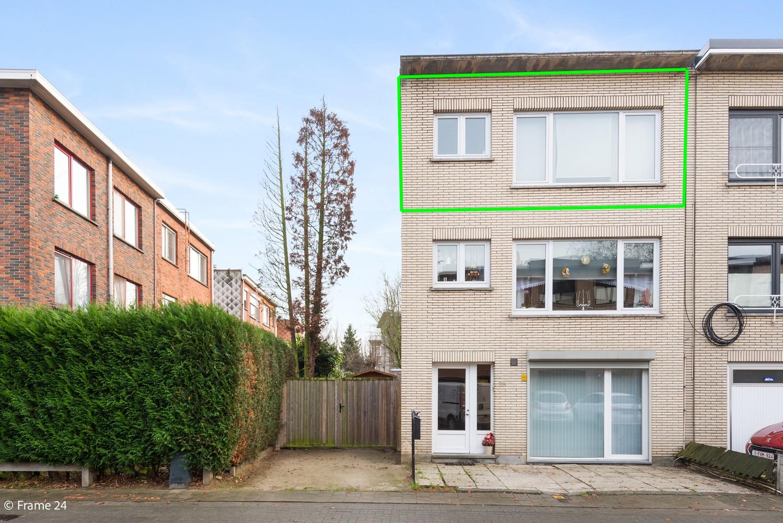 Knus appartement met één slaapkamer in een rustige éénrichtingsstraat te Deurne! afbeelding 15