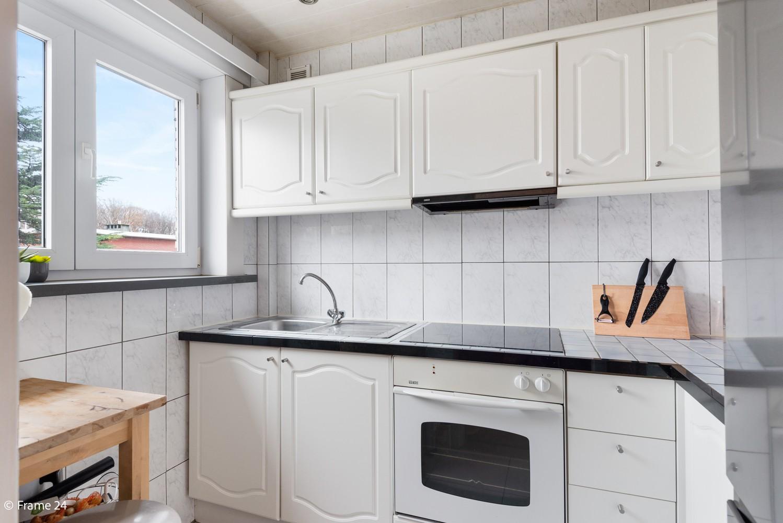 Knus appartement met één slaapkamer in een rustige éénrichtingsstraat te Deurne! afbeelding 5
