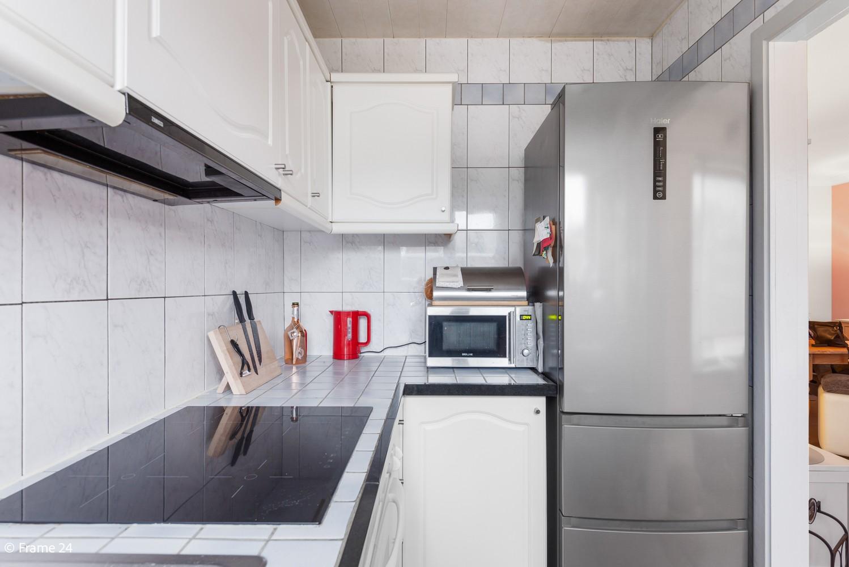 Knus appartement met één slaapkamer in een rustige éénrichtingsstraat te Deurne! afbeelding 7