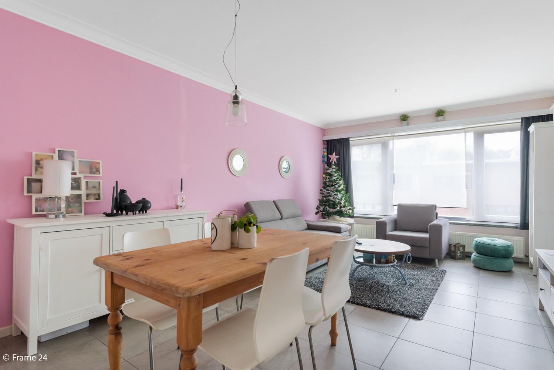 Knus appartement met één slaapkamer in een rustige éénrichtingsstraat te Deurne! afbeelding 2