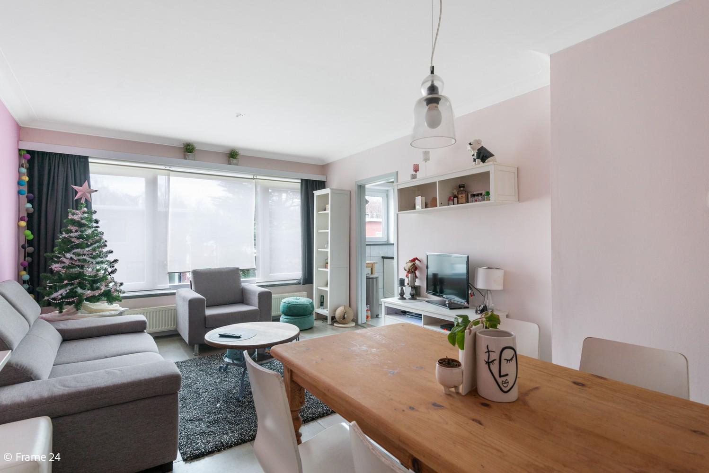 Knus appartement met één slaapkamer in een rustige éénrichtingsstraat te Deurne! afbeelding 3
