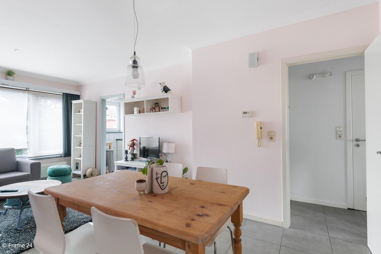 Knus appartement met één slaapkamer in een rustige éénrichtingsstraat te Deurne! afbeelding 4