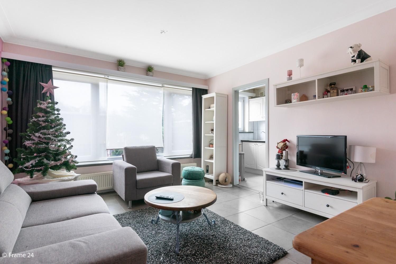 Knus appartement met één slaapkamer in een rustige éénrichtingsstraat te Deurne! afbeelding 1
