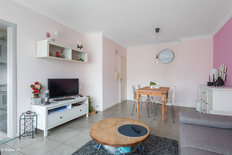 Knus appartement met één slaapkamer in een rustige éénrichtingsstraat te Deurne! afbeelding 10