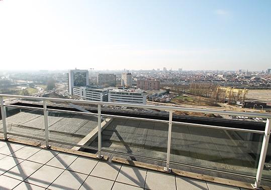 Gerenoveeerd appartement te Borgerhout met uitzicht over de stad Antwerpen. afbeelding 9
