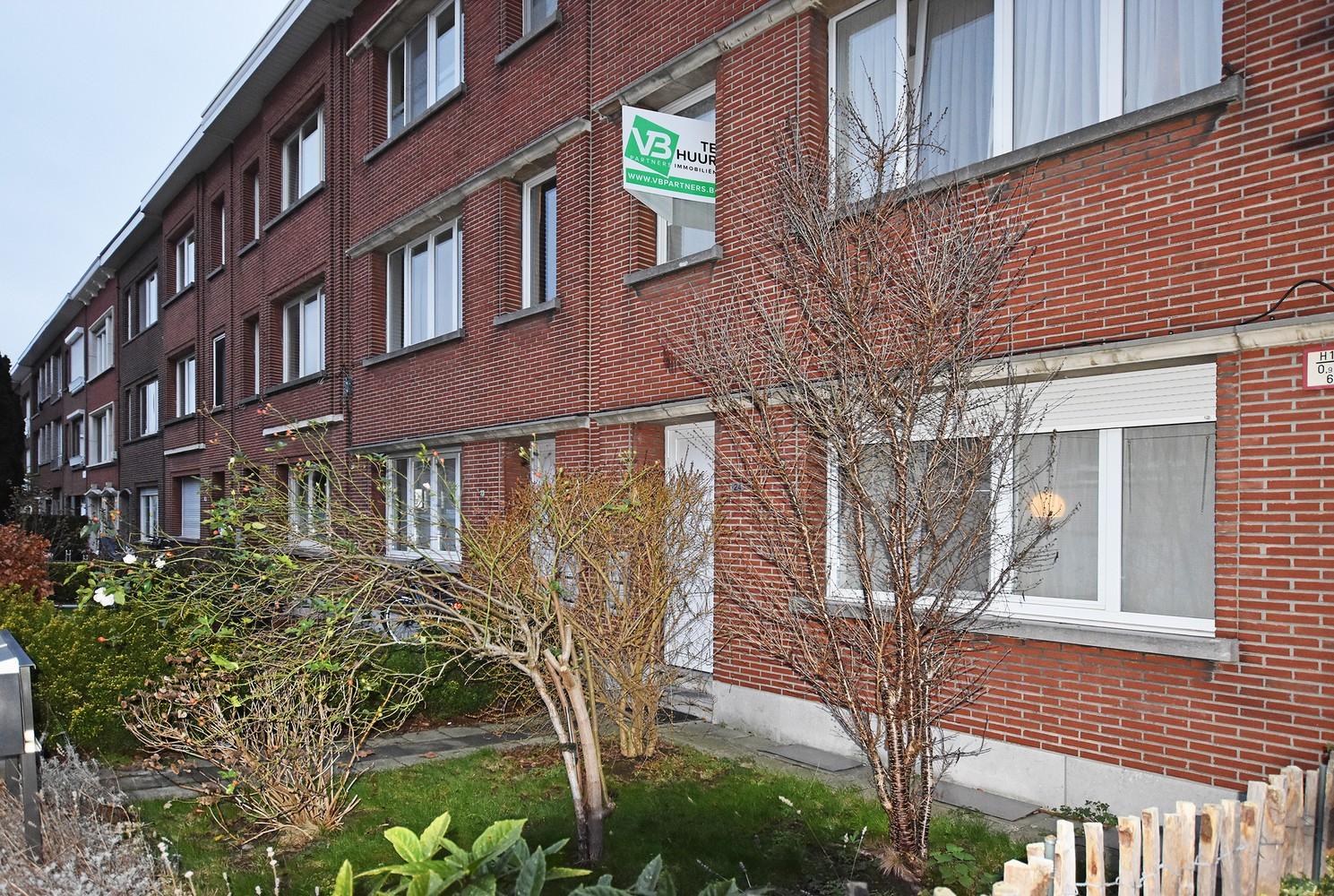 Appartement met twee slaapkamers op de grens van Borgerhout en Berchem! afbeelding 1