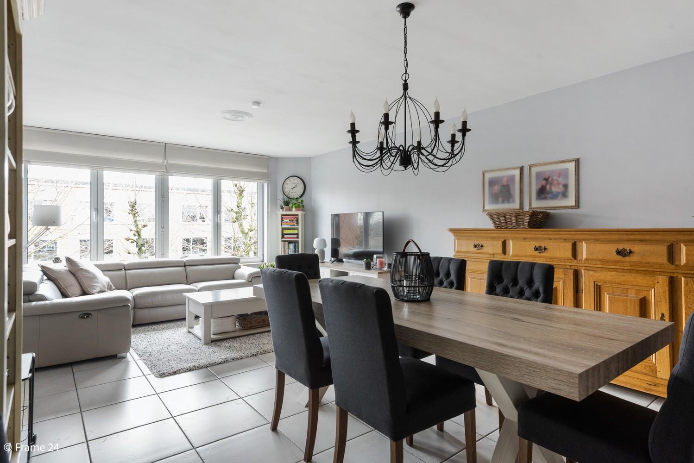 Mooi, lichtrijk appartement (85m²) met 2 slaapkamers & terras in Deurne! afbeelding 9