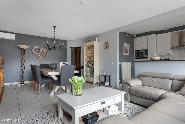 Mooi, lichtrijk appartement (85m²) met 2 slaapkamers & terras in Deurne! afbeelding 6