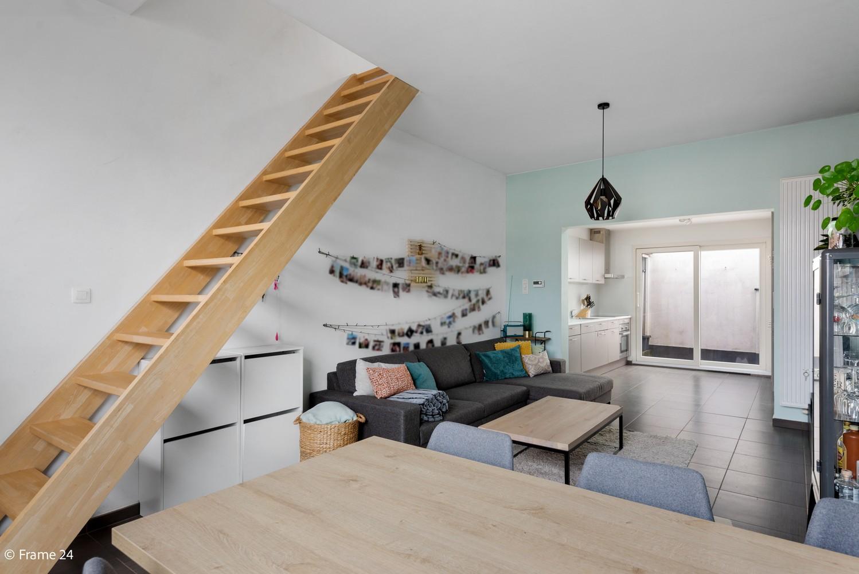 Mooie, instapklare woning met zuidelijk terras in hartje Lier! afbeelding 5