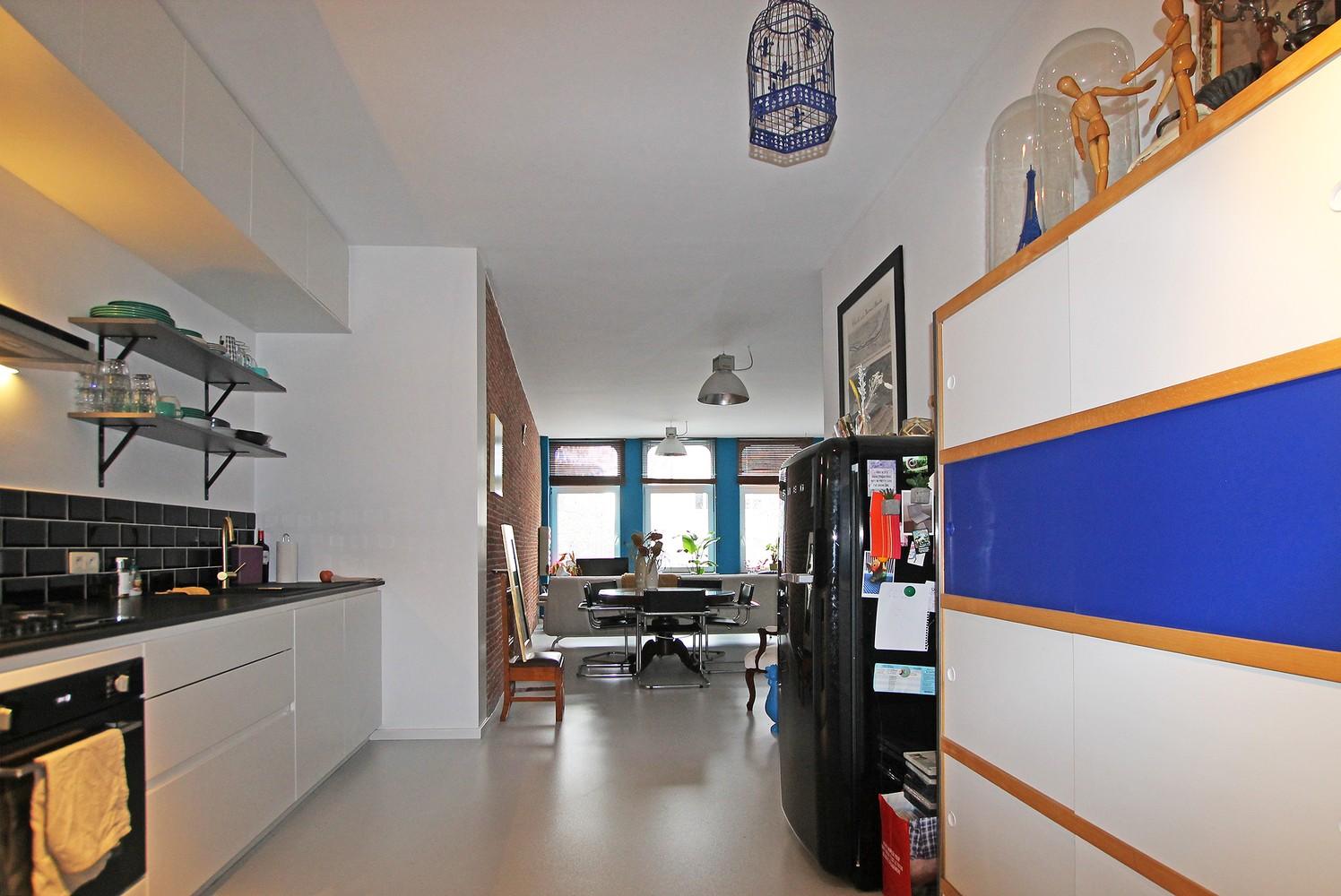 Vernieuwd en hedendaags appartement met twee slaapkamers aan het Eilandje! afbeelding 5