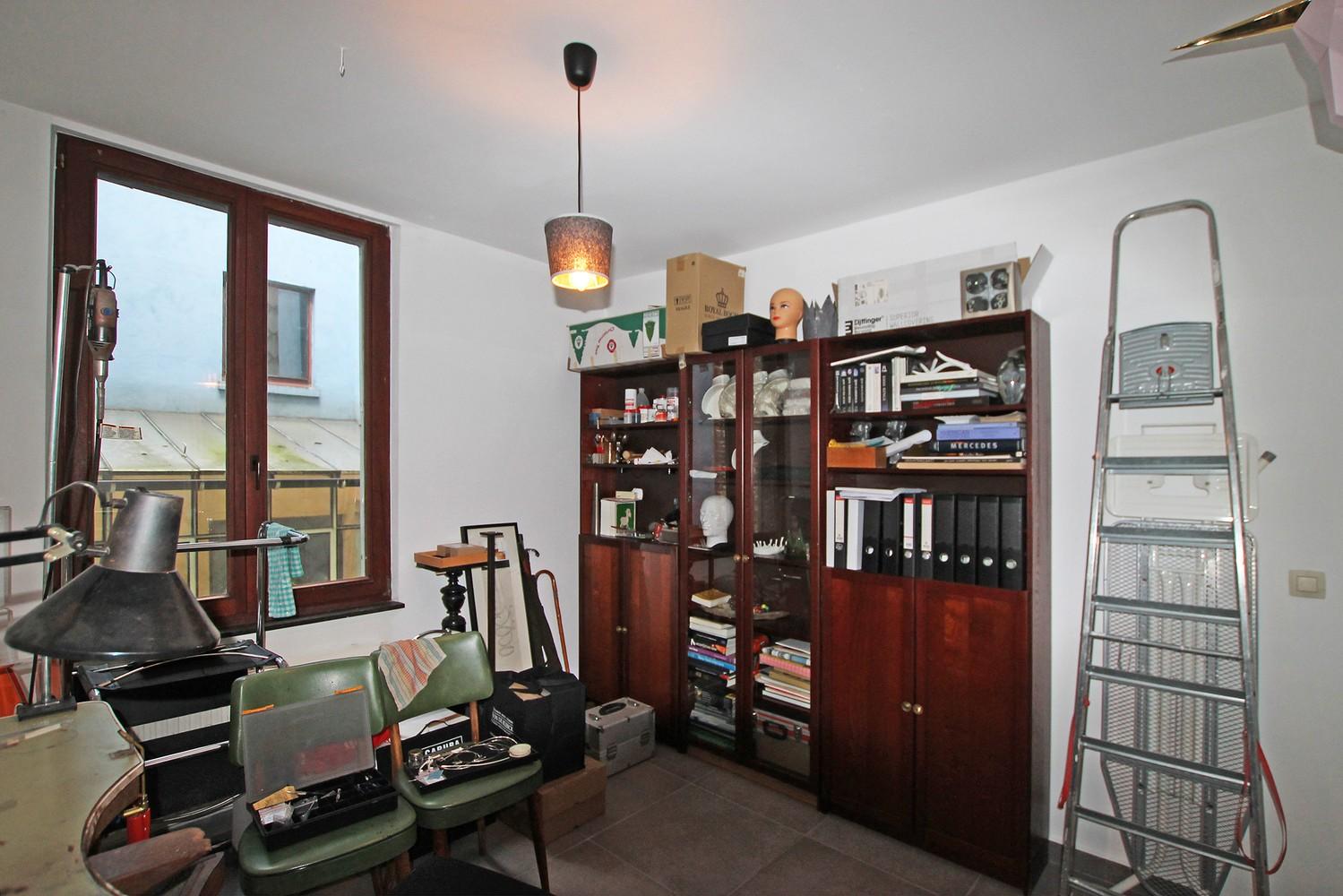 Vernieuwd en hedendaags appartement met twee slaapkamers aan het Eilandje! afbeelding 9