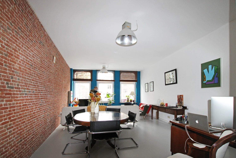Vernieuwd en hedendaags appartement met twee slaapkamers aan het Eilandje! afbeelding 1