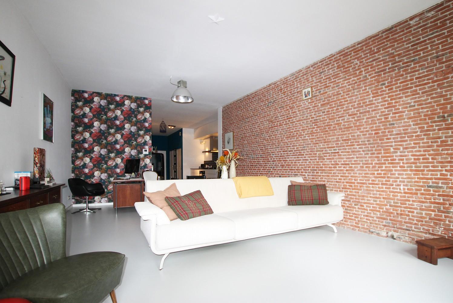 Vernieuwd en hedendaags appartement met twee slaapkamers aan het Eilandje! afbeelding 2