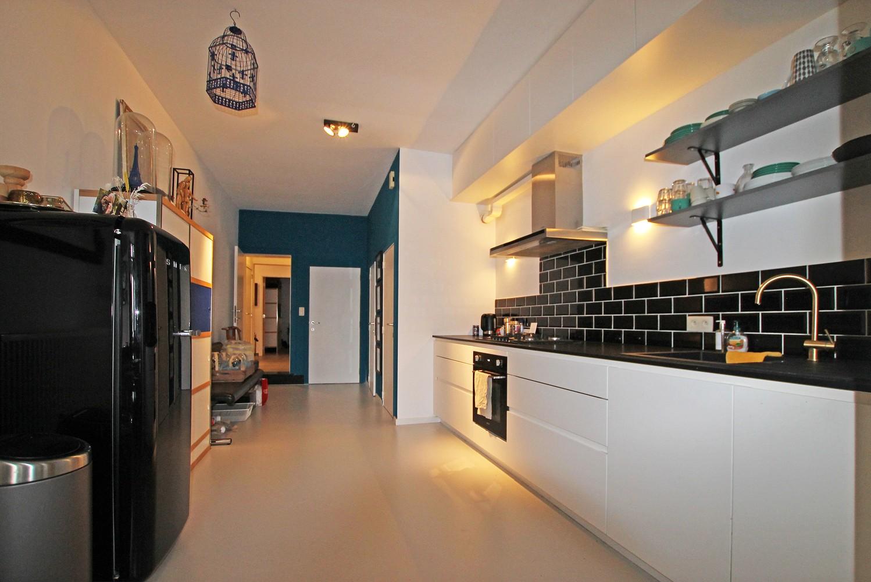 Vernieuwd en hedendaags appartement met twee slaapkamers aan het Eilandje! afbeelding 3