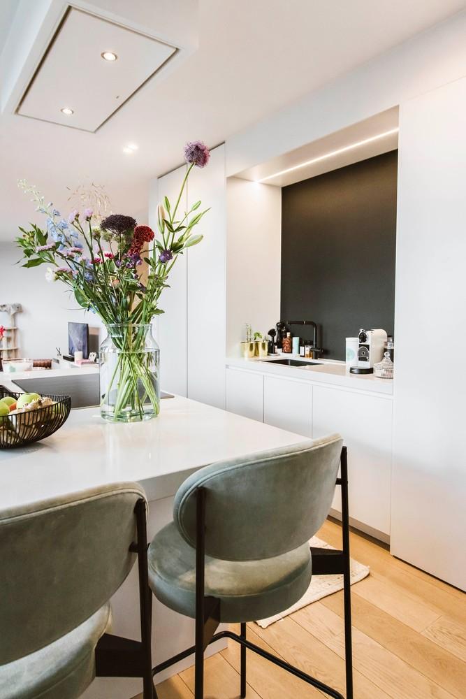 Luxueus gerenoveerde penthouse (230 m²) op uitstekende ligging te Antwerpen! afbeelding 5