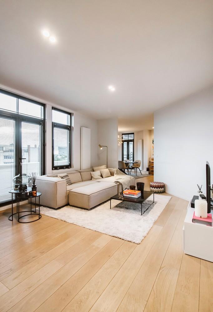 Luxueus gerenoveerde penthouse (230 m²) op uitstekende ligging te Antwerpen! afbeelding 12