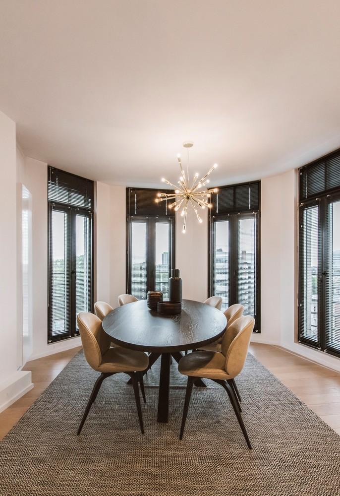 Luxueus gerenoveerde penthouse (230 m²) op uitstekende ligging te Antwerpen! afbeelding 14