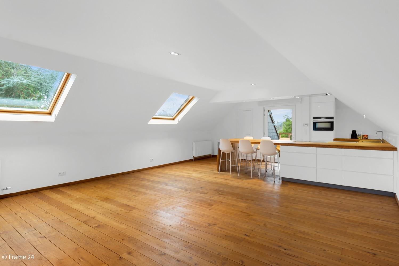 Prachtige en riante penthouse met twee slaapkamers te Kapellen! afbeelding 3