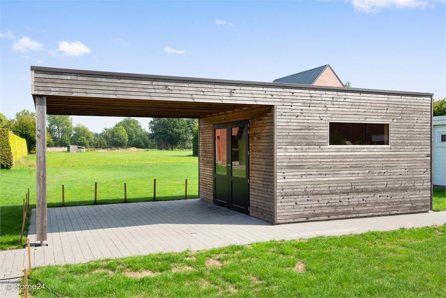Prachtige, volledig afgewerkte nieuwbouw BEN-woning met E-peil 30 te Zandhoven! afbeelding 11