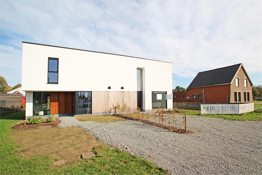 Prachtige, volledig afgewerkte nieuwbouw BEN-woning met E-peil 30 te Zandhoven! afbeelding 16