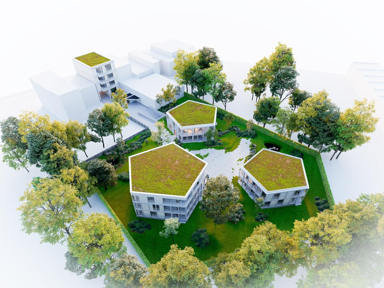 Silsburg Gardens - Herentalsebaan 592-594 - 2100 deurne afbeelding 4