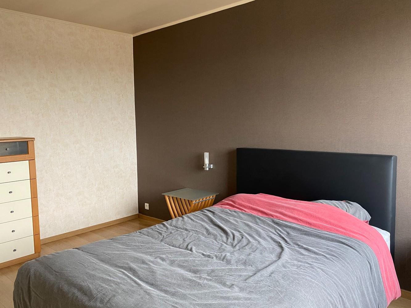 Lichtrijk, bemeubeld en ruim appartement met 2 slaapkamers & een uniek uitzicht over Antwerpen! afbeelding 13