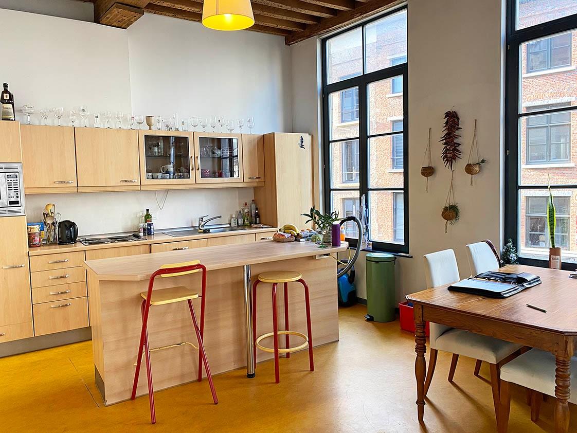 Verrassend ruim appartement met 1 slaapkamer in hartje Antwerpen! afbeelding 6