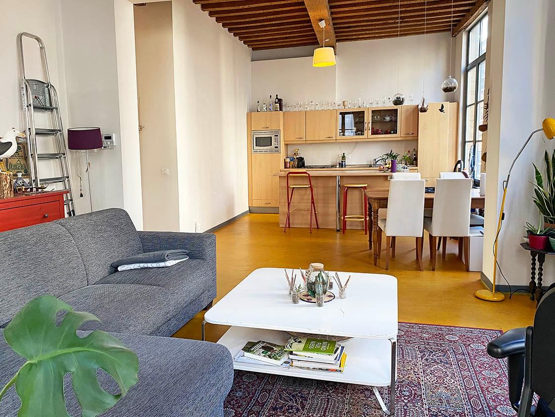 Verrassend ruim appartement met 1 slaapkamer in hartje Antwerpen! afbeelding 4