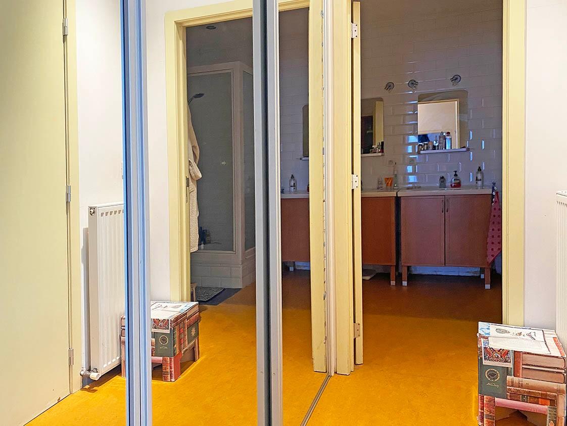 Verrassend ruim appartement met 1 slaapkamer in hartje Antwerpen! afbeelding 9