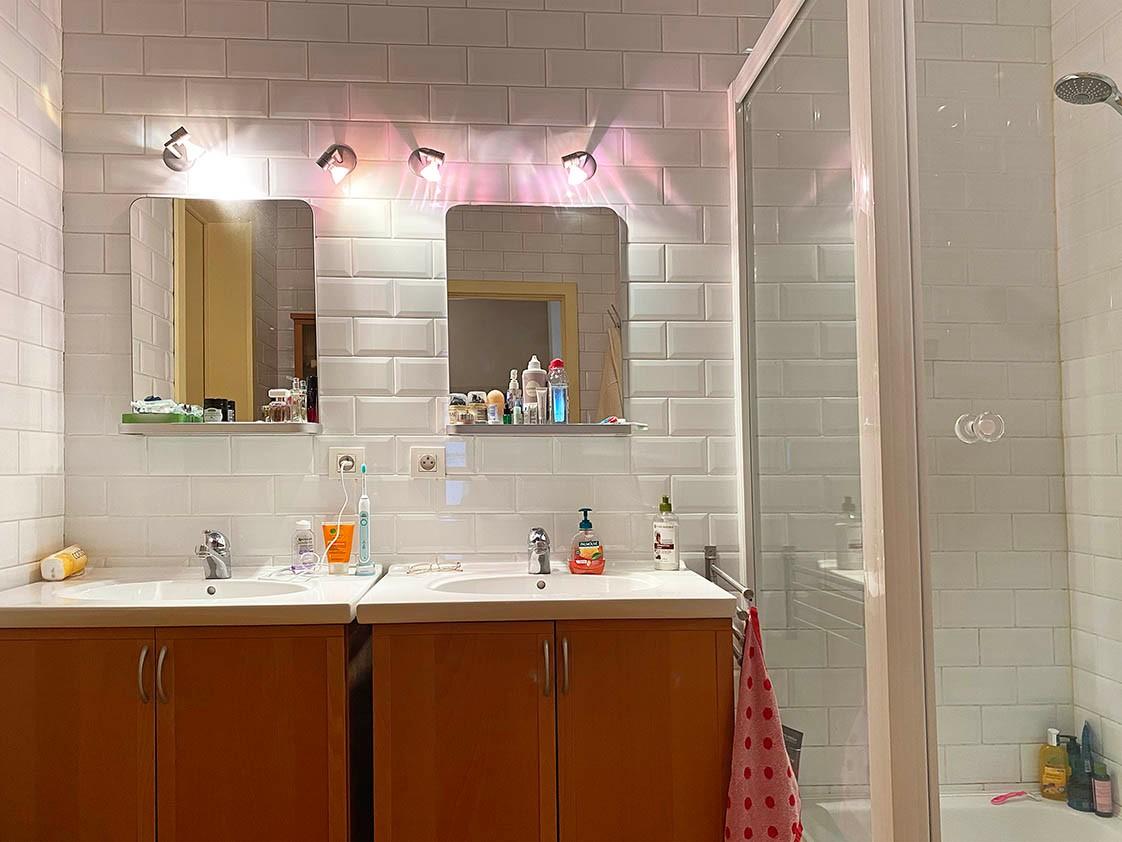 Verrassend ruim appartement met 1 slaapkamer in hartje Antwerpen! afbeelding 10