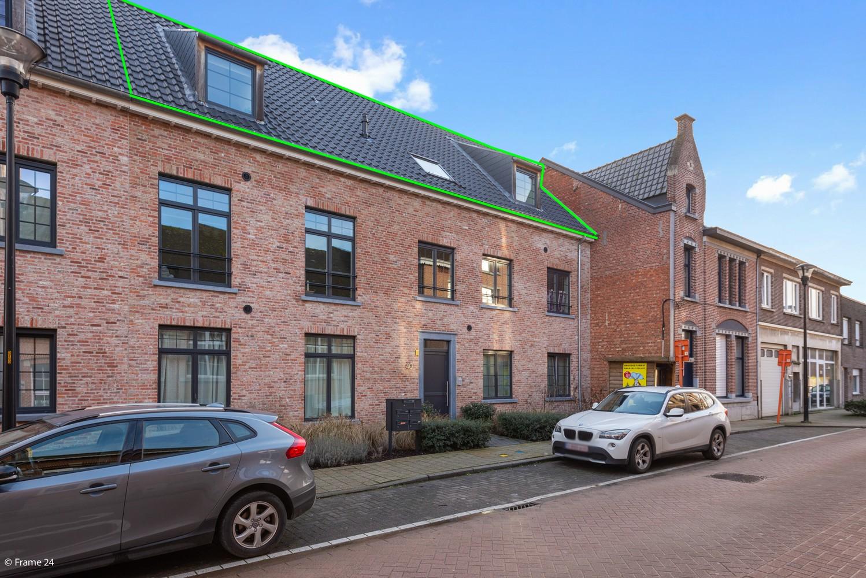Prachtig, ruim dakappartement met groot, zonnig terras in Broechem afbeelding 17