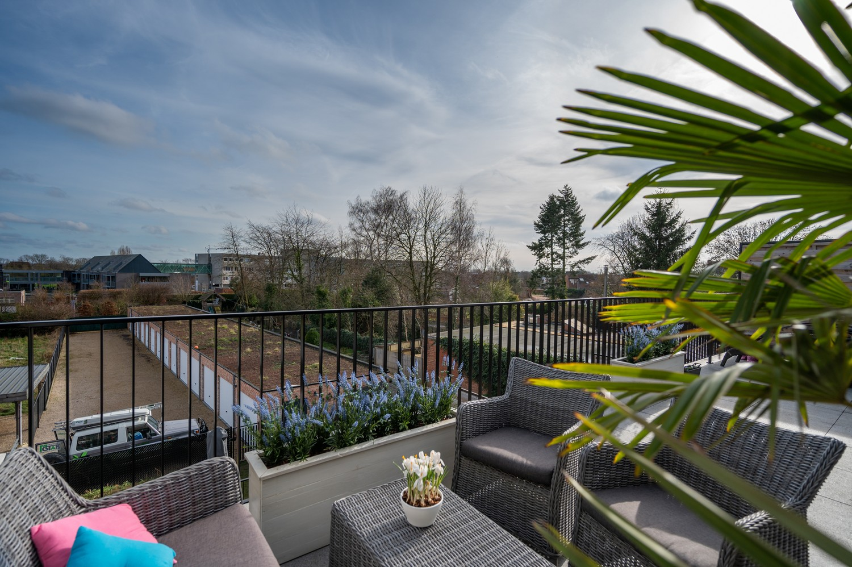 Prachtig, ruim dakappartement met groot, zonnig terras in Broechem afbeelding 15