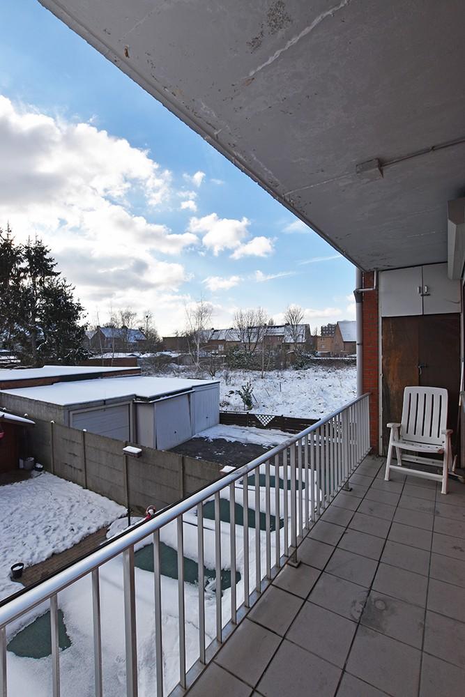 Verzorgd appartement met twee slaapkamers en terras te Borsbeek! afbeelding 10