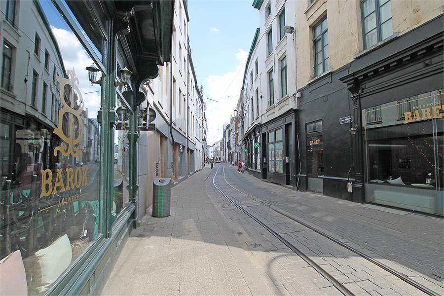 Handelsgelijkvloers op absolute TOPlocatie in het commerciële hart van Antwerpen! afbeelding 6