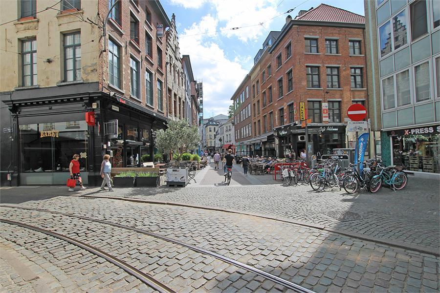 Handelsgelijkvloers op absolute TOPlocatie in het commerciële hart van Antwerpen! afbeelding 8