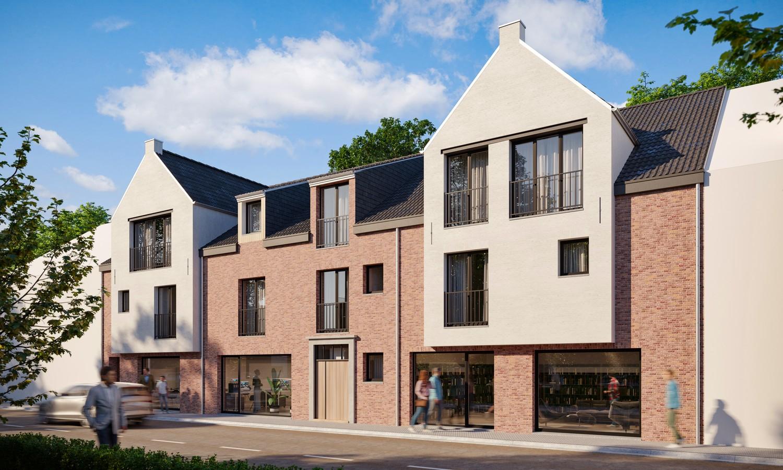 Nieuwbouw appartement in het centrum van Broechem! afbeelding 2