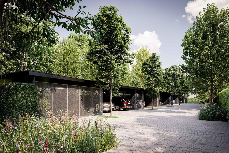 Zeer praktisch gelijkvloers twee slaapkamer appartement (88,3m²) met aangelegd terras (5,2m²)! afbeelding 3