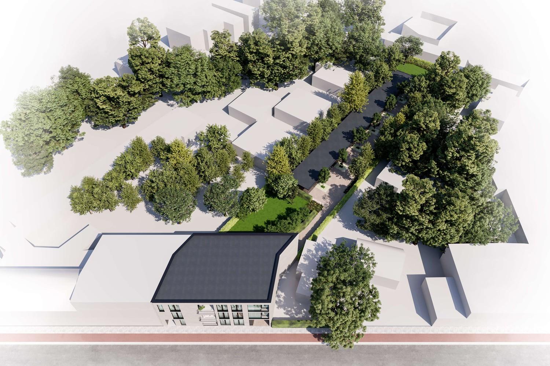 Zeer praktisch gelijkvloers twee slaapkamer appartement (88,3m²) met aangelegd terras (5,2m²)! afbeelding 4