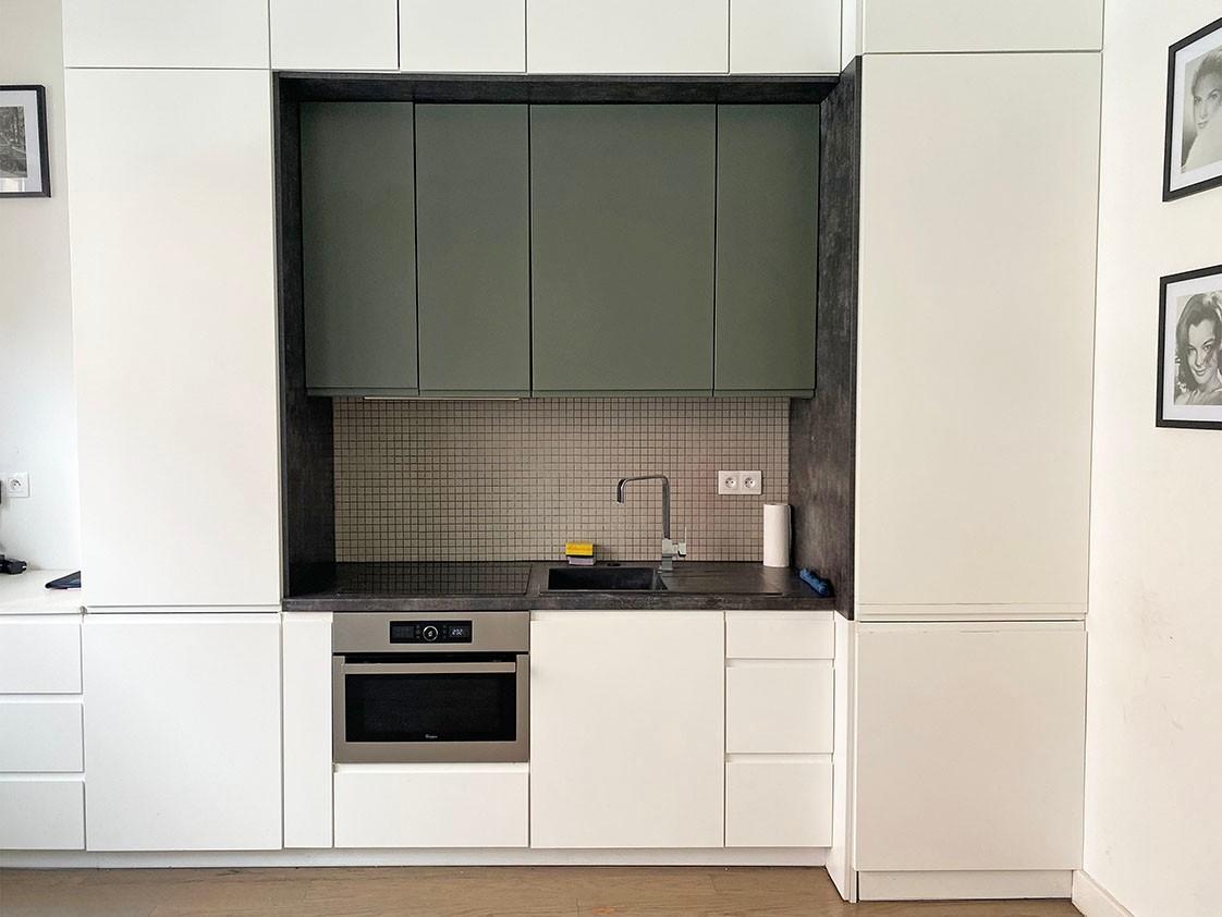 Modern gelijkvloers appartement met 2 slaapkamers & koertje in het bruisende Antwerpen! afbeelding 2