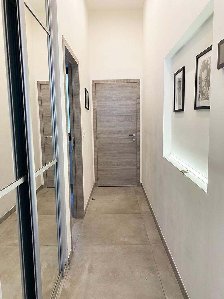 Modern gelijkvloers appartement met 2 slaapkamers & koertje in het bruisende Antwerpen! afbeelding 9