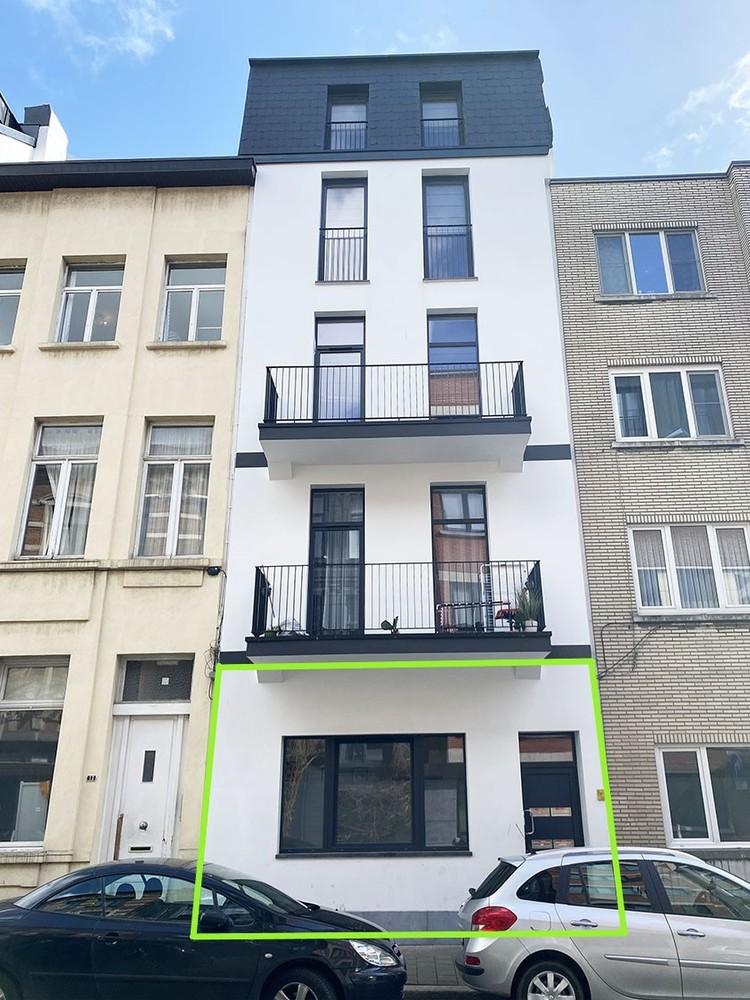 Modern gelijkvloers appartement met 2 slaapkamers & koertje in het bruisende Antwerpen! afbeelding 10